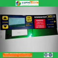 LEDs Backlight Rigid PCB Circuit Membrane Switches