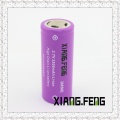 3.7V Xiangfeng 26650 3500mAh Icr Rechargeable Lithium Battery Cheap Rechargeable Batteries