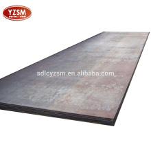 Placa de acero de 10 mm de espesor