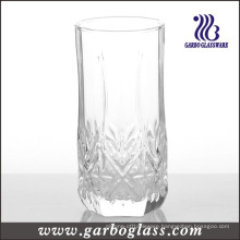 12oz Engraved Blowing Glass Tumbler