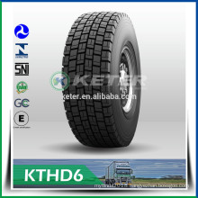 Keter tyre cheap price truck tyre 7.50R16LT