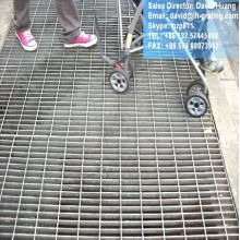 Galvanized Sump Grating Cover