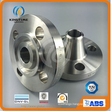 ASME B16.5 Stainless Steel 304 Cl150 Forging Wn Flange RF Flange (KT0314)