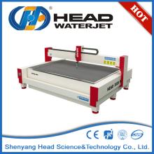 Común utilizado HEAD marca de corcho placa cortadora de corte por chorro de agua