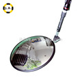 Round Inspection mirror for under car search with the handle