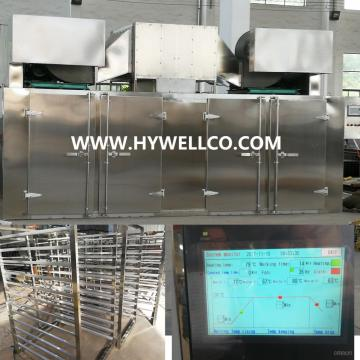 Barwne utrwalacze Hot Air Circle Dryer