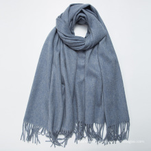Hot sales high quality factory price different colors choice winter wool cashmere scarf