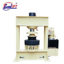 Máquina sólida de la prensa del neumático de la carretilla elevadora de 80ton 120ton 160ton 200ton 250 toneladas