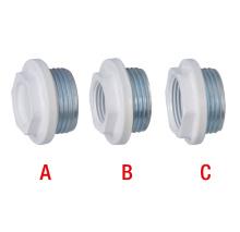 Plug de aço redução de radiador de alumínio