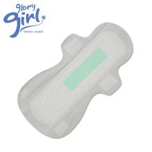 Hygiene products sanitary napkin anion high level