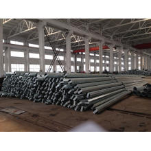 Round Polygonal Low Voltage Galvanized Electric Steel Pole