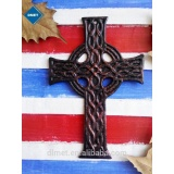 cast iron rope cross