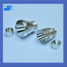 Stamping metal lighting parts