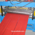 galvanized sheet slitter making machine/steel plate slitting machine