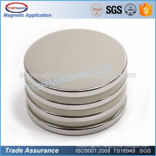 Rare earth strong circle magnet for white board