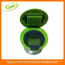 Picador / cortador de alho multifuncional