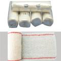 Verbände Pflege Lastic PBT Hemstasis Gaze Bandage Roll