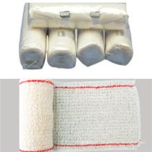 Pansements Care Lastic PBT Hemstasis Gauze Bandage Roll