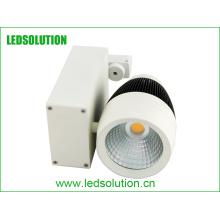 2015 Nuevo diseño LED Track Light, COB Track Light con Certificado CE (LS-GD-020-0180)