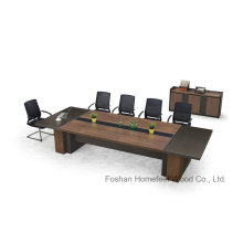 High End Conference Meeting Table Wooden Office Furniture by Guang Dong Factory (HF-ZTXK1301)