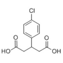 Ácido pentanodioico, 3- (4-clorofenilo) - CAS 35271-74-0