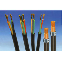 Custom Compound Copper Conductor Insulated Wire Cable For Telecommunications Station