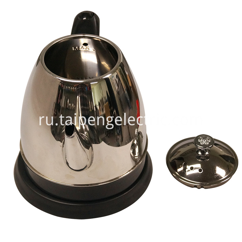 Electric kettle appliance