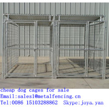 Pet protective cages metal panels dog cages wholesale dog cages cheap dog cages for sale