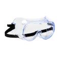 PET Transparent safety glasses
