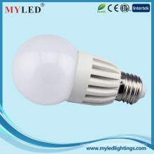 Max Lumen Classic Design G60 E27 6.5W LED Bulb Lights CE RoHS Approved