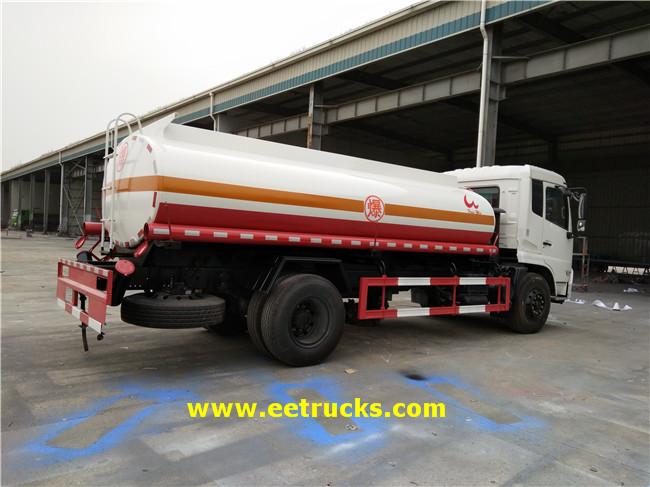 Dongfeng 4CBM Oil Tank Trucks