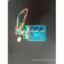 Boutons élévateurs Elevaor pour pièces détachées Mitsubishi / Ascenseur