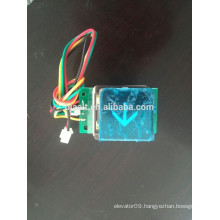 Elevaor push buttons for Mitsubishi/Elevator spare parts