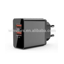 USB 2 Port Portable Charging Station