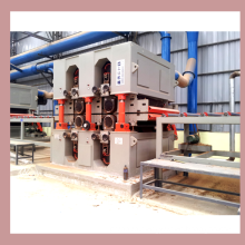 High Pressure Laminates(HPL) sanding machine