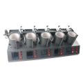 5 en 1 pneumatique Digital tasse Mug thermique transfert imprimerie Machine MP150 * 5