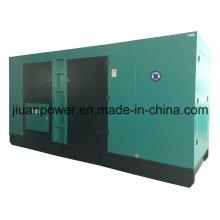 Fábrica de Guangzhou para la venta Precio 200kw Silent Electric Power Generador Diesel 250kVA Consumo de combustible