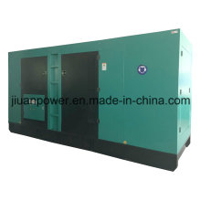 Guangzhou Factory for Sale Price 200kw Silent Electric Power Diesel Generator Set 250kVA Fuel Consumption