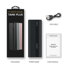 Powerbank lithium double type c 12000 mAh