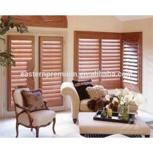 Hot Selling Office/Living Room Western Red Cedar Window Shutter
