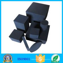 Сота блока активированного угля для удаления запаха