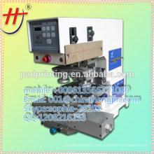 Quente alta precisão HP-160BY Pneumático 2 cores tinta taco personalizado pad serviços de impressão