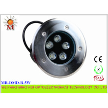 5W Multi Color LED Unterirdisches Licht