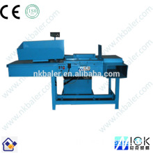 waste paper briquette packing machinery Type and Hydraulic Driven Type baler