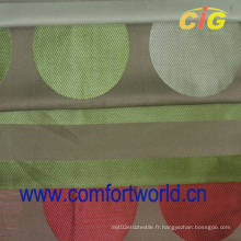 Tissu en rideau en polyester (SHCL04494)