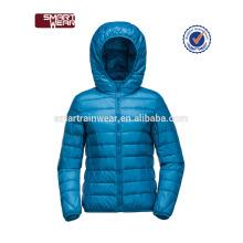 Frauen Winter Daunenjacke europäischen Stil Trainer Jacken Großhandel