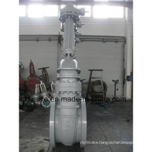 Big Size 150lb 300lb 600lb Flange End Gate Valve