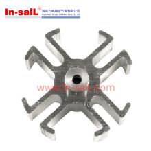 China Metal del fabricante del OEM que trabaja a máquina piezas de torneado de torneado