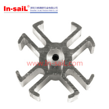 China OEM Manufacturer Metal Machining Turning Milling Parts