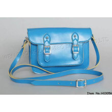 2015 New Fashion Semi-PU Kids Bag (H13056)